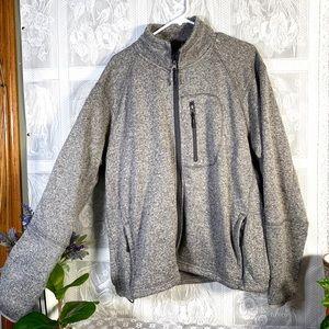 Victory men's fleece sweater